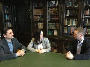 Dragan Jakovljevic, Dragana Litricin, Aleksander Urkom